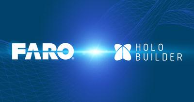 FARO & HoloBuilder