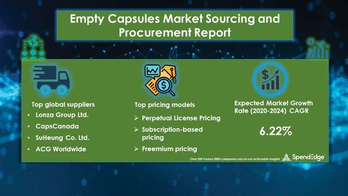 Empty Capsules Sourcing and Procurement Report