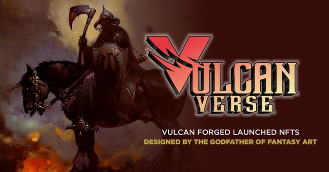Vulcan Forged has secured IP rights to several artists' work to bring fantasy-themed NFTs to the VulcanVerse.