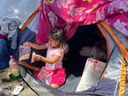 US Border Crisis Worsens, Stinky Tent City Grows...
