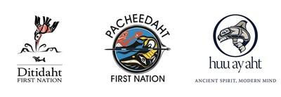 Ditidaht, Pacheedaht and Huu-ay-aht First Nations (CNW Group/Huu-ay-aht First Nations)