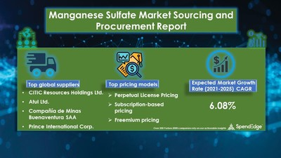 Manganese Sulfate Market Procurement Research Report