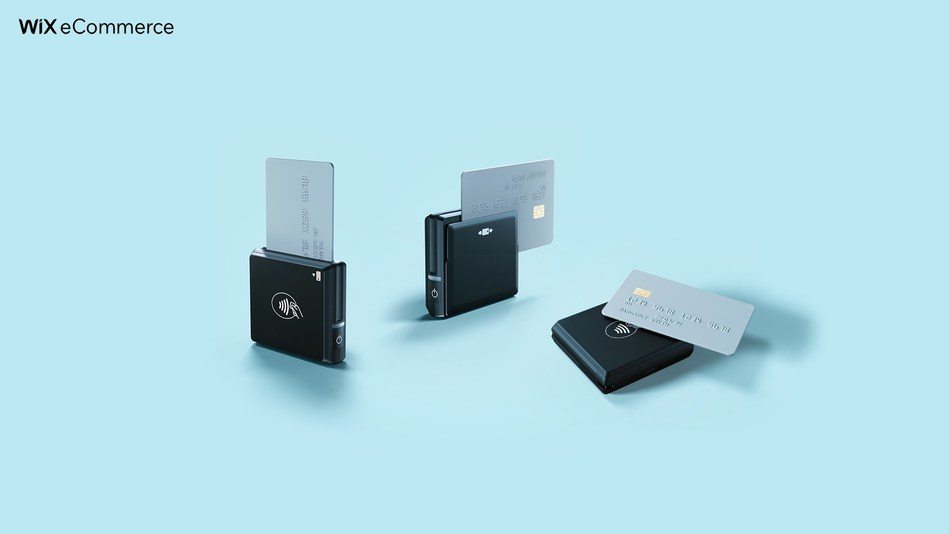 Dip, tap or swipe payments with the Wix POS Card Reader