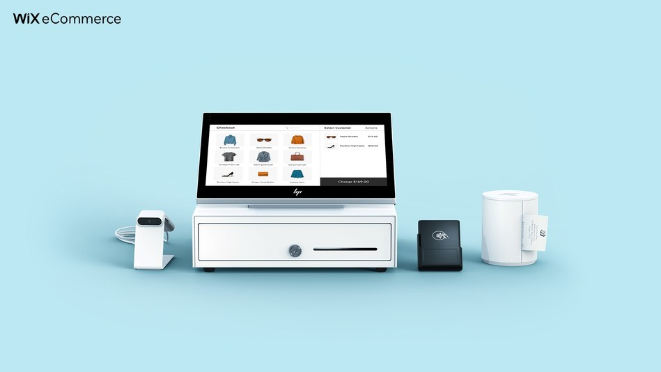 Complete Retail POS Package to accept payments in store and on the go