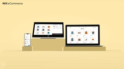 Sell goods and services through multiple devices with the Wix POS Omnichannel Solution
