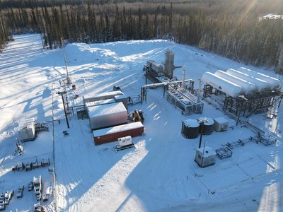 Fort Nelson LNG production facility
