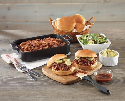 HoneyBaked BBQ Sandwich 6 Pack