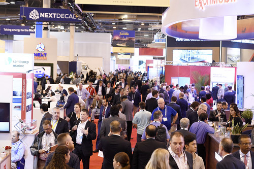 Gastech Exhibition to connect the gas, LNG, hydrogen & energy industry in Dubai in September 2021 (PRNewsfoto/Gastech 2021)