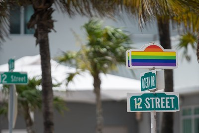Miami Beach is recognized as a top travel destination for LGBTQ travelers.
