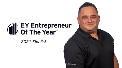 Thomas J. Colaiezzi of LifeBrand joins the 35th class of unstoppable entrepreneurs who transform Greater Philadelphia and beyond by being named an EY Entrepreneur Of The Year® 2021 Greater Philadelphia Award Finalist