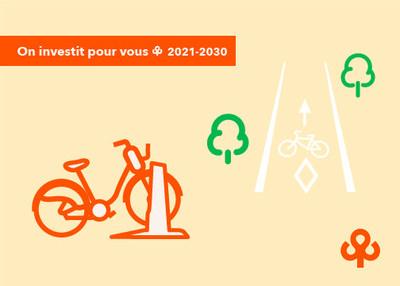 Saint-Laurent accueille cette année six nouvelles stations électriques de vélo-partage BIXI, devenant ainsi l'arrondissement montréalais le mieux doté avec neuf stations de ce type au total. (Groupe CNW/Ville de Montréal - Arrondissement de Saint-Laurent)