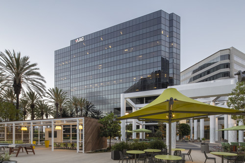American Advisors Group (AAG) at Irvine Towers. Photo Credit: Irvine Company