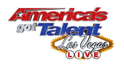 America's Got Talent Las Vegas LIVE logo