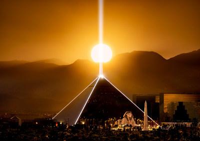Exterior Image of Luxor Las Vegas