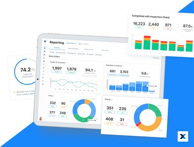 MaintainX tracks reactive maintenance, preventive maintenance, and control daily business operations, like safety inspections, quality inspections, and operating checklists - all with a digital audit trail.