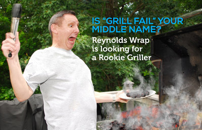 Apply to be the Reynolds Wrap Rookie Griller!