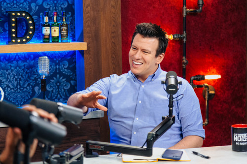 """Global pop culture news creator Phil DeFranco partners with Jellysmack to relaunch """"The Philip DeFranco Show"""" on Snapchat"""