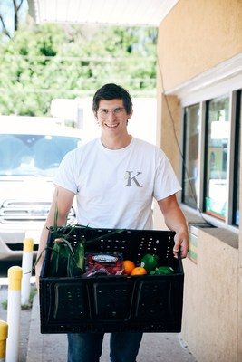 Max Kaniger: Founder & CEO of Kanbe's Markets in Kansas City