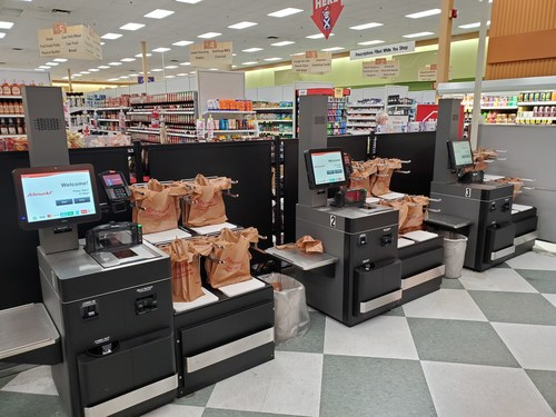 The TM-m30II provides a compact POS thermal receipt printer to the Fujitsu U-SCAN Elite, helping to meet increased demands for seamless self-checkout while improving retailers' bottom line.