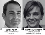 Vocalcom consolidates its growth strategy by appointing a new Chief Technology Officer and a Chief Customer Operations Officer
