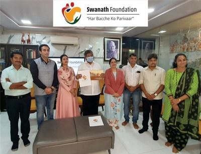 Swanath Foundation Website Launch