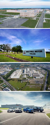 Globalização da GWM acelera no segundo aniversário da fábrica de Tula na Rússia (PRNewsfoto/GWM)
