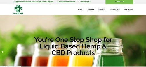 Alkame Launches New Website Targeting $30 Billion Legal Cannabis Market With Rich CBD And Hemp Co-Packing Experience And Updated Facilities