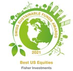 """Fisher Investments Wins 2021 """"US Equities"""" Award from Swiss..."""