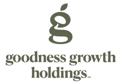 Goodness Growth Holdings (CSE: GDNS; OTCQX: GDNSF) is the new parent company of Vireo Health and Green Goods. (PRNewsfoto/Goodness Growth Holdings)