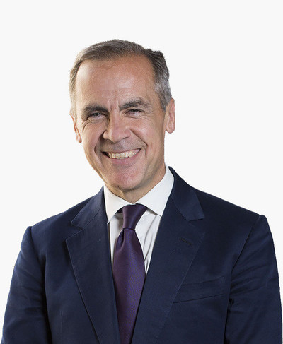 Mark Carney joins WSB's exclusive speaker roster.