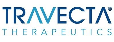 Travecta Therapeutics Logo (PRNewsfoto/Travecta Therapeutics Pte Ltd)