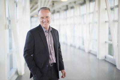 Ed Sims, président et chef de la direction de WestJet (Groupe CNW/WESTJET, an Alberta Partnership)