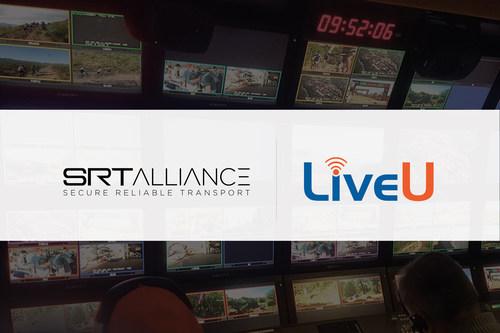 LiveU joins the SRT Alliance.