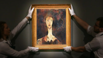 Amedeo Modigliani's 'Portrait of a Girl' (1917) is currently held at the Tate in London, but hidden beneath this painting is the figure of a woman, that researchers have suggested, is Modigliani's ex-lover, Beatrice Hastings. Oxia Palus and MORF Gallery are proud to present NeoMaster™ 2 - Lost Beatrice Hastings