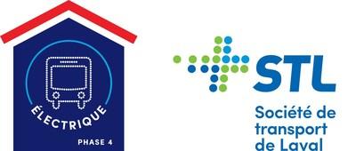 Logo de Société de transport de Laval (Groupe CNW/Société de transport de Laval)