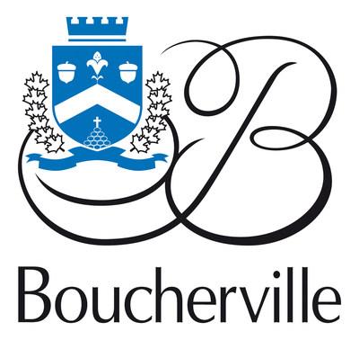 Logo de la Ville de Boucherville (Groupe CNW/Ville de Boucherville)