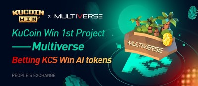 Kucoin Win's first project launched