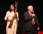South Dakota Gov. Kristi Noem Captivates Audience with Keynote Speech, Presented with Custom Henry Rifle