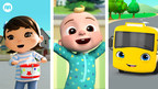 Moonbug Entertainment's Hugely Popular Kids Shows come to the BBC...