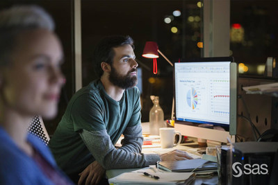 COVID-19 researchers can more easily use advanced technologies like AI and machine learning with help from the SAS virtual learning environment.