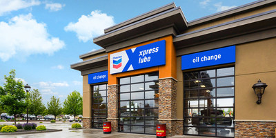 The Chevron xpress lube brand identity offers qualifying prospects the opportunity to leverage one of the most established, trusted brands in America, regarded for premium quality products and attracting loyal, discerning consumers.