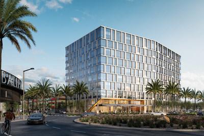 1700 Pavilion, new office development in Downtown Summerlin®
