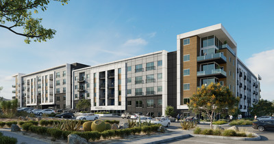 Tanager Echo, new multi-family complex in Downtown Summerlin®