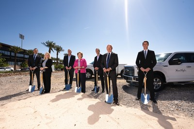 The Howard Hughes Corporation® breaks ground on 1700 Pavilion in Downtown Summerlin®