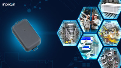 The long-range Inpixon Asset Tag is suitable for indoor and/or outdoor use and is designed to track hospital equipment, tools, vehicles, robots, dangerous or sensitive materials, mobile storage compartments, maintenance yard equipment, and other high-value assets that need to be tracked or located quickly and definitively.