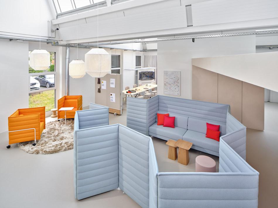 Club Office by Vitra, photo credit Eduardo Perez
