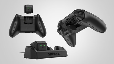 New to the OtterBox gaming portfolio, the Designed for Xbox Power Swap Controller Batteries offers players choice for wireless charging on Xbox Wireless Controllers.