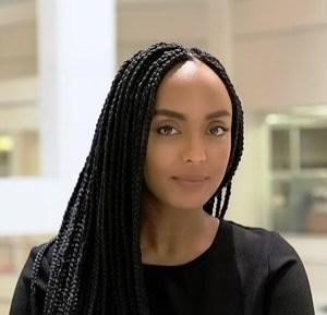 Moya Teklu, directrice générale et avocate principale du Black Legal Action Centre (Groupe CNW/Black Legal Action Centre)
