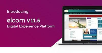 Elcom V11.5 Digital Experience Platform