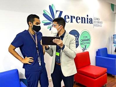Khiron Peru Zerenia Clinic (CNW Group/Khiron Life Sciences Corp.)